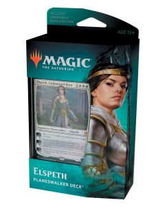 Magic The Gathering: Theros Beyond Death Elspeth Planeswalker Deck