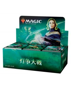 Magic The Gathering: War of the Spark Booster Box (Japanese Version)