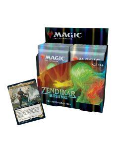 Magic The Gathering: Zendikar Rising: Collector Booster Box
