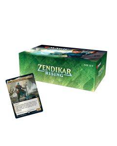 Magic The Gathering: Zendikar Rising: Draft Booster Box