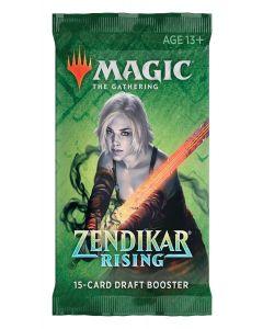 Magic the Gathering: Zendikar Rising Draft Booster Pack