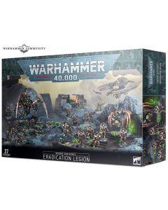 Warhammer 40k: Battleforce: Necrons Eradication Legion