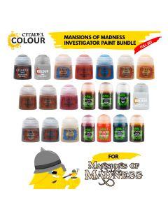 Mansions of Madness: Investigators Paint Bundle