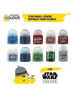 Star Wars: Legion: Republic Paint Bundle