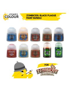 Zombicide: Black Plague Paint Bundle