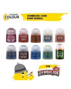 Zombicide: Core Paint Bundle