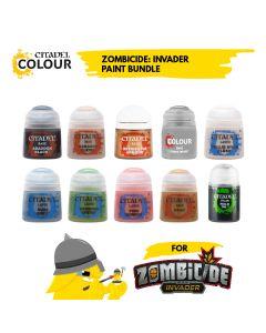 Zombicide: Invader Paint Bundle