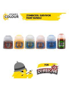 Zombicide: Survivor Paint Bundle