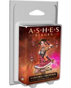 Ashes Reborn: The Duchess of Deception