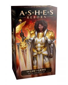 Ashes Reborn: The Law of Lions