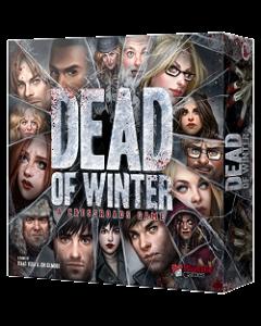 Dead of Winter: A Crossroads Game - Box