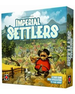 Imperial Settlers - Box