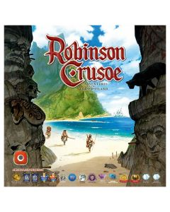 Robinson Crusoe: Adventures on the Cursed Island (4th Edition)