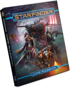 Starfinder: Core Rulebook