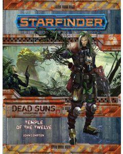 Starfinder: Adventure Path: Temple of the Twelve