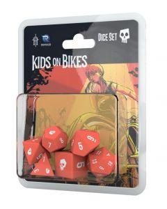 Kids on Bikes: Dice Set