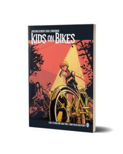 Kids on Bikes: Rulebook