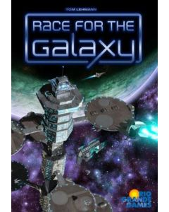 Race for the Galaxy - Box