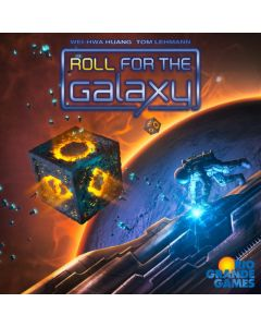 Roll for the Galaxy - Box