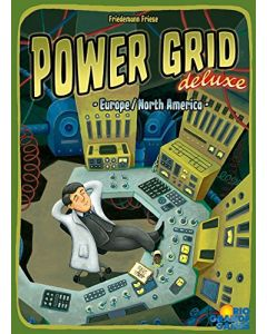 Power Grid deluxe