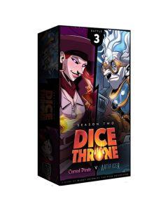 Dice Throne: Season 2: Artificer Vs. Cursed Pirate