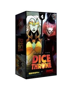 Dice Throne: Season 2: Seraph Vs. Vampire Lord