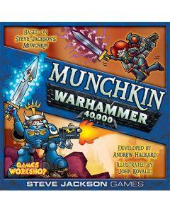 Munchkin: Warhammer 40000
