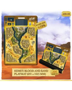 Kemet: Blood and Sand: Playmat