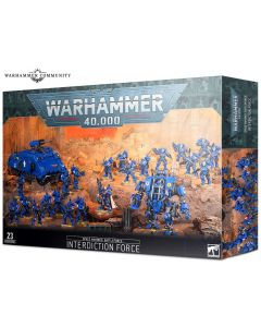 Warhammer 40k: Battleforce: Space Marines Interdiction Force