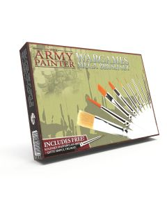 The Army Painter: Mega Brush Set