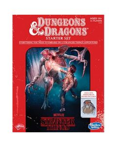 Dungeons & Dragons: Stranger Things Dungeons & Dragons Starter Set