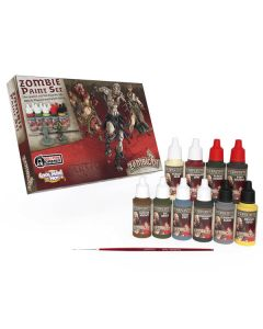 The Army Painter: Warpaints Zombicide Black Plague Set
