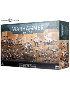 Warhammer 40k: Battleforce: Tau Empire Starpulse Cadre