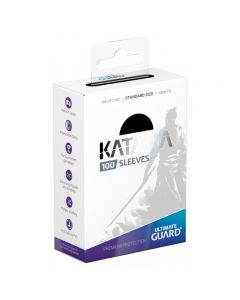 Katana Sleeves Standard Size (100) Black