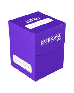 Deck Case 100+: Purple