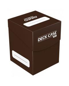 Deck Case 100+: Brown