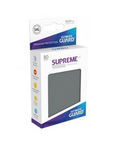 Supreme UX Sleeves Standard Size (80) Dark Grey