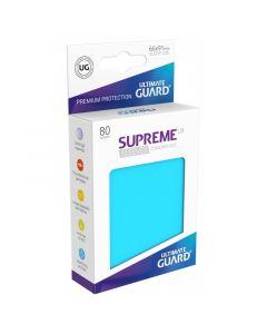 Supreme UX Sleeves Standard Size (80) Light Blue