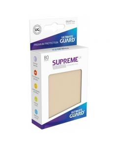 Supreme UX Sleeves Standard Size (80) Sand