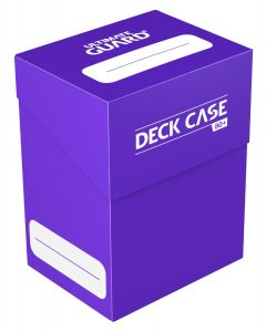 Deck Case 80+: Purple