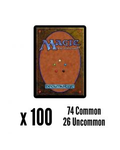 Magic: The Gathering: 100 Singles Bundle