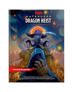 Dungeons & Dragons: Waterdeep: Dragon Heist