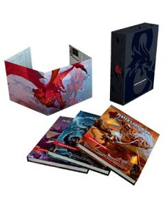 Dungeons & Dragons: Core Rulebook Gift Set (2018)