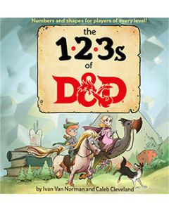 Dungeons & Dragons: 123s of D&D