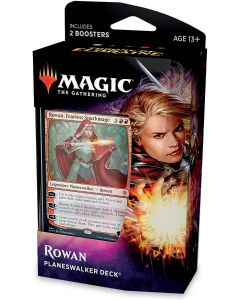 Magic The Gathering: Throne of Eldraine Rowan Planeswalker Deck