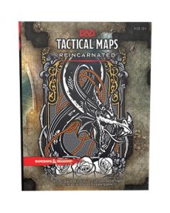 Dungeons & Dragons: Tactical Maps Reincarnated