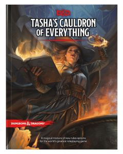 Dungeons & Dragons: Tasha's Cauldron of Everything