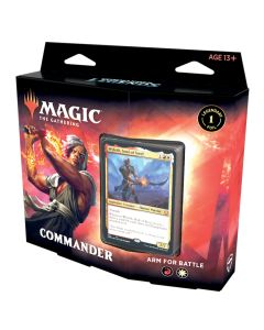 Magic the Gathering: Commander Legends: Arm For Battle