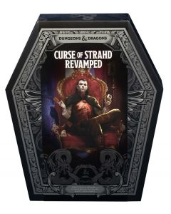 Dungeons & Dragons: Curse of Strahd: Revamped