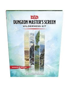 Dungeons & Dragons: Dungeon Master's Screen: Wilderness Kit
